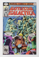 """1980 """"Battlestar Galactica"""" Issue #11 Marvel Comic Book at PristineAuction.com"""