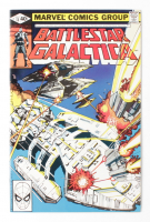 """1980 """"Battlestar Galactica"""" Issue #13 Marvel Comic Book at PristineAuction.com"""