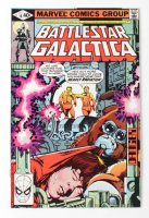 """1980 """"Battlestar Galactica"""" Issue #14 Marvel Comic Book at PristineAuction.com"""