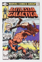 """1980 """"Battlestar Galactica"""" Issue #17 Marvel Comic Book at PristineAuction.com"""
