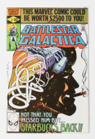 """1980 """"Battlestar Galactica"""" Issue #19 Marvel Comic Book at PristineAuction.com"""