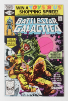 """1980 """"Battlestar Galactica"""" Issue #20 Marvel Comic Book at PristineAuction.com"""