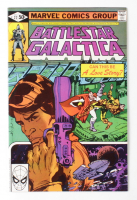 """1980 """"Battlestar Galactica"""" Issue #22 Marvel Comic Book at PristineAuction.com"""