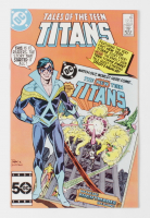 """1985 """"Tales Of The Teen Titans"""" Issue #59 D.C. Comics Comic Book at PristineAuction.com"""