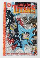 "1989 ""The New Titans"" Issue #61 D.C. Comics Comic Book at PristineAuction.com"