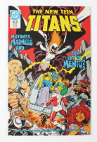 """1987 """"The New Teen Titans"""" Issue #34 D.C. Comics Comic Book at PristineAuction.com"""