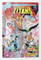 """1985 """"The New Teen Titans"""" Issue #13 D.C. Comics Comic Book at PristineAuction.com"""