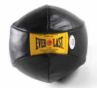 Mike Tyson Signed Everlast Speed Bag with Display Case (PSA COA) at PristineAuction.com
