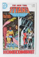 """1986 """"The New Teen Titans"""" Issue #18 D.C. Comics Comic Book at PristineAuction.com"""