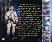 Robert J. O'Neill Signed LE 16x20 Photo with Extensive Inscription (PSA COA) at PristineAuction.com
