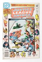 "1982 ""Justice League Of America"" Issue #207 D.C. Comics Comic Book at PristineAuction.com"