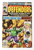 """1978 """"The Defenders"""" Issue #64 Marvel Comic Book at PristineAuction.com"""