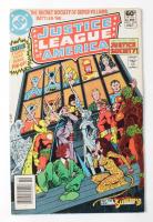 "1981 ""Justice League Of America"" Issue #195 D.C. Comics Comic Book (See Description) at PristineAuction.com"