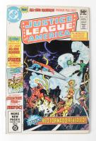 "1981 ""Justice League Of America"" Issue #193 D.C. Comics Comic Book at PristineAuction.com"