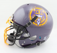 Adam Thielen Signed Full-Size Authentic On-Field Hydro-Dipped Helmet (Beckett COA) at PristineAuction.com