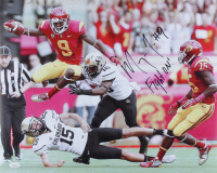 """Marqise Lee Signed USC Trojans 16x20 Photo Inscribed """"Fight On!"""" (JSA COA) (See Description) at PristineAuction.com"""