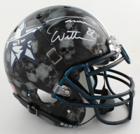 Jason Witten Signed Full-Size Authentic On-Field Hydro-Dipped Helmet (Beckett COA & Witten Hologram) at PristineAuction.com