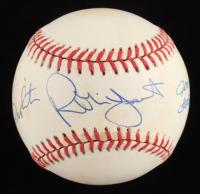 Paul Molitor, Robin Yount & Jim Gantner Signed OAL Baseball (Beckett LOA) at PristineAuction.com