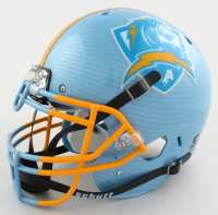 Philip Rivers Signed Full-Size Authentic On-Field Hydro-Dipped Helmet (Beckett COA) at PristineAuction.com