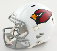 Kurt Warner Signed Cardinals Full-Size Speed Helmet (Beckett COA) at PristineAuction.com