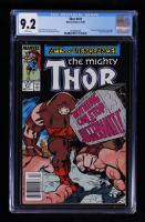 "1989 ""Thor"" Issue #411 Marvel Comic Book (CGC 9.2) at PristineAuction.com"
