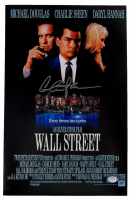 """Charlie Sheen Signed """"Wall Street"""" 11x17 Photo (PSA COA) at PristineAuction.com"""