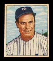 Hank Bauer 1950 Bowman #219 RC at PristineAuction.com