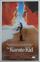 "Ralph Macchio Signed ""The Karate Kid"" 11x17 Photo (JSA COA) at PristineAuction.com"