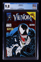 """1993 """"Venom: Lethal Protector"""" Issue #1 Marvel Comic Book (CGC 9.8) at PristineAuction.com"""
