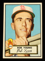 Bob Young 1952 Topps #147 RC at PristineAuction.com