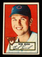 Bob Rush 1952 Topps #153 at PristineAuction.com