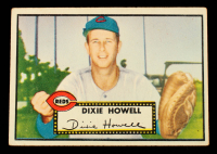 Dixie Howell 1952 Topps #135 at PristineAuction.com