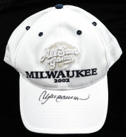 Andre Dawson Signed All-Star Game Milwaukee 2002 Adjustable Hat (JSA COA) at PristineAuction.com