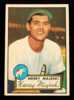 Hank Majeski 1952 Topps #112 at PristineAuction.com