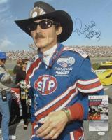 Richard Petty Signed NASCAR 16x20 Photo (JSA COA) at PristineAuction.com