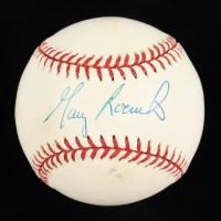 Gary Roenicke Signed OML Baseball (JSA COA) at PristineAuction.com