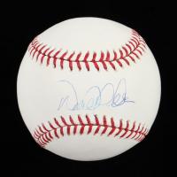 Derek Jeter Signed OML Baseball (Steiner COA) at PristineAuction.com