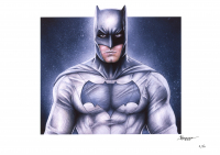 Thang Nguyen - Batman - DC Comics - 8x12 Signed Limited Edition Giclee on Fine Art Paper #/50 at PristineAuction.com