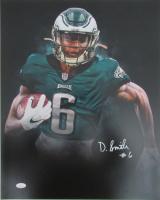 DeVonta Smith Signed Eagles 16x20 Photo (JSA COA) at PristineAuction.com