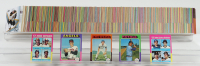 1975 Topps Complete Set of (660) Baseball Cards with Rookie Outfielders #616, Nolan Ryan #500, Robin Yount #223 RC, George Brett #228 RC, Rookie Catchers #620 at PristineAuction.com