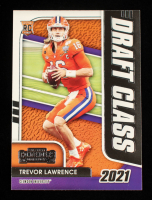 Trevor Lawrence 2021 Panini Contenders Draft Picks Draft Class #1 at PristineAuction.com