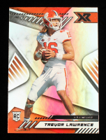 Trevor Lawrence 2021 Panini Chronicles Draft Picks XR #179 at PristineAuction.com