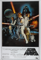 Set of (3) Star Wars 27x40 Movie Posters (See Description) at PristineAuction.com