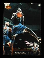 Kevin Garnett 1995-96 Upper Deck Electric Court #273 at PristineAuction.com