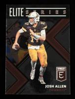 Josh Allen 2018 Donruss Optic Rookie Elite Series #4 at PristineAuction.com