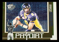 Aaron Rodgers 2005 Press Pass Paydirt #PD11 at PristineAuction.com