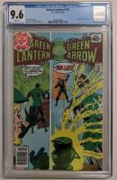 "1979 ""Green Lantern"" Issue #116 DC Comic Book (CGC 9.6) at PristineAuction.com"