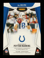 Peyton Manning 2020 Certified Signatures Mirror Red #71 #1/3 at PristineAuction.com