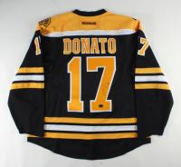 Ryan Donato Signed Bruins Jersey (Donato COA) at PristineAuction.com