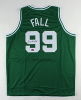 Tacko Fall Signed Jersey (YSMS COA) at PristineAuction.com